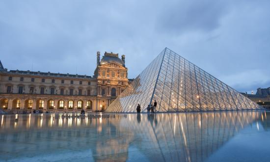 Protéger les hommes et les œuvres : Thales au Louvre - Thales Group