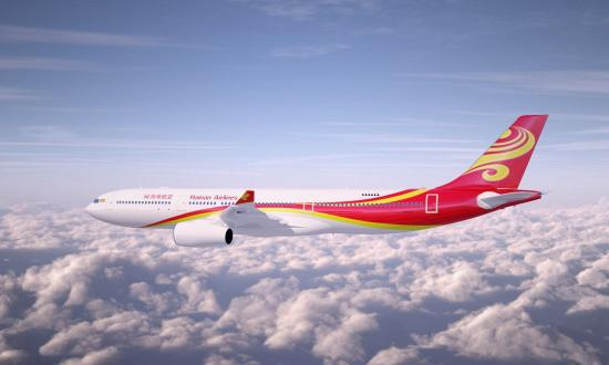 HNA Airbus picture - Thalesgroup