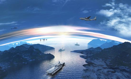 Euronaval 2016  - Thales Group