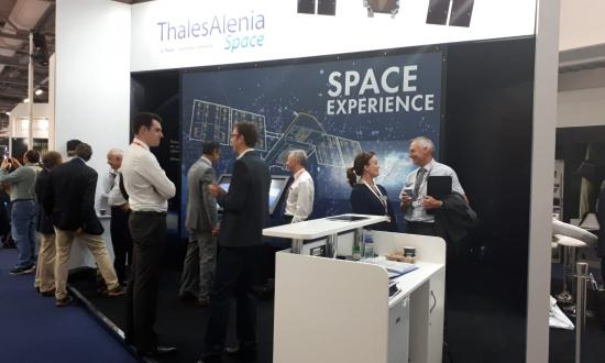 Space Day with Thales Alenia Space